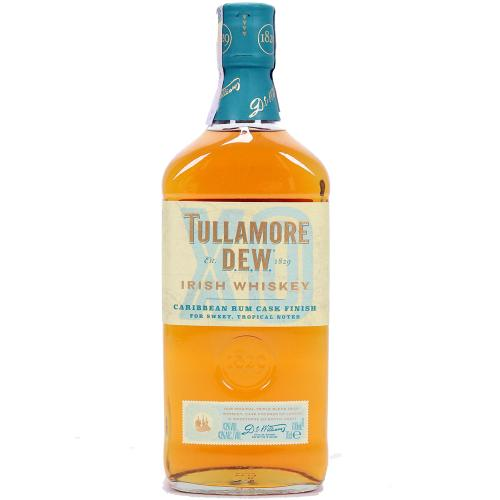 Whiskey Irish Rum Cask Finish Tullamore Dew 70 Cl