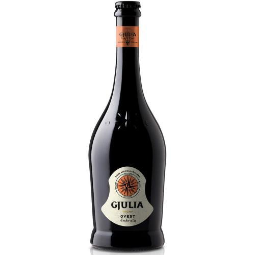 Birra Agricola Friulana Ambrata OVEST Birrificio Gjulia 75 Cl
