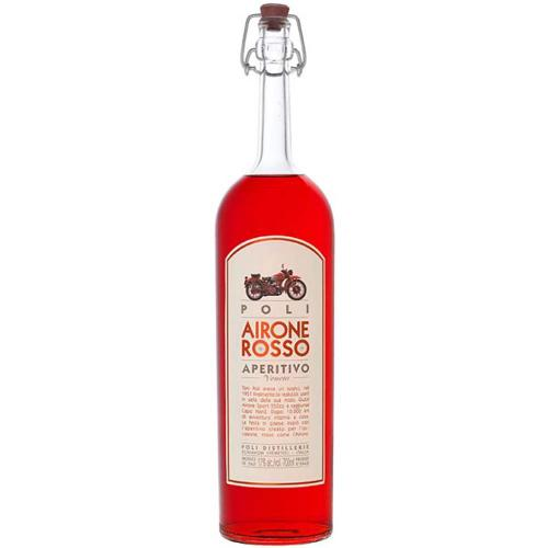 Aperitivo Bitter Airone Rosso Distillerie Poli 70 Cl