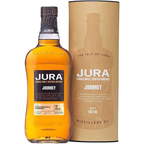 Whisky Single Malt Scotch Journey Jura Distillery