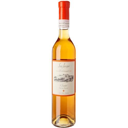 Vino Liquoroso Il Santo San Jacopo da Vicchiomaggio Castello Vicchiomaggio 50 Cl