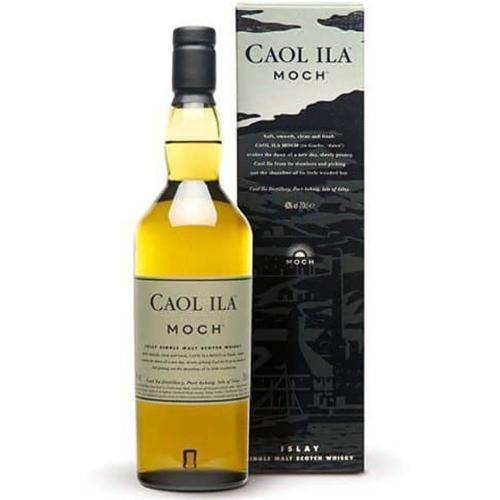 Whisky Scotch Single Malt Islay Moch Caol Ila 70 Cl in Astuccio