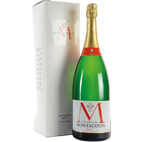 Champagne Brut Montaudon Magnum 1,5 Lt