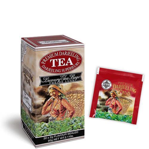 Tè The Darjeeling Premium Ceylon Tea Mlesna Confezione 30 Filtri