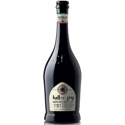 Birra Agricola Friulana Bionda Bassa Fermentazione HELLES JOY Birrificio Gjulia 75 Cl