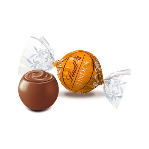 Praline con Cioccolato Fondente  e Ripieno al Caramello Salato  Lindt 1 kg