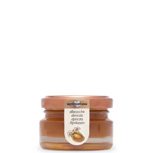 Confettura extra di Albicocche Agrimontana 42 gr