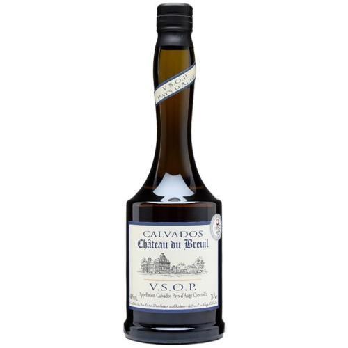 Calvados VSOP Chateau Du Breuil 70 Cl