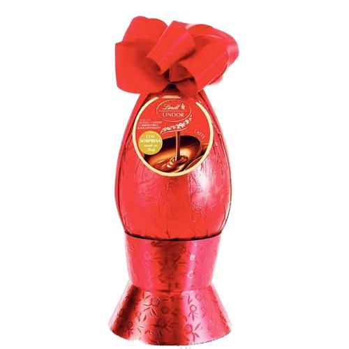 Uovo di Cioccolato al Latte Lindor Lindt 360 Gr