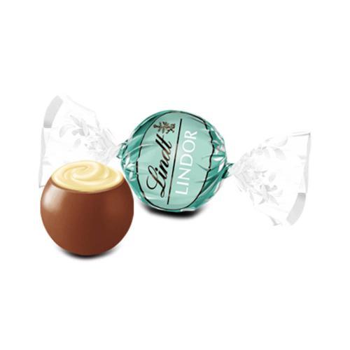 Praline con Cioccolato al Latte e Ripieno al Cioccolato Bianco Lindt 1 kg