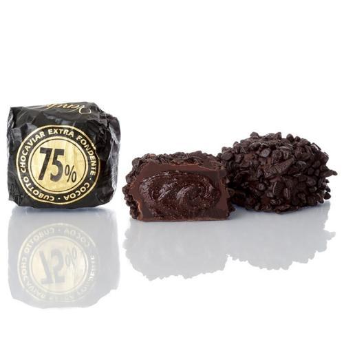Cubotto Chocaviar 75 % Venchi Busta 1 Kg