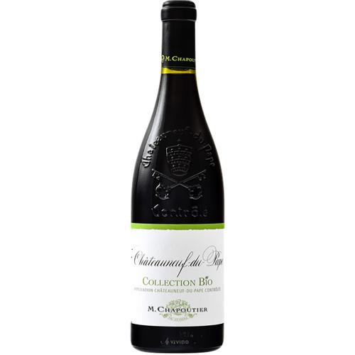 Chateauneuf du Pape Collection Bio M. Chapoutier 2018