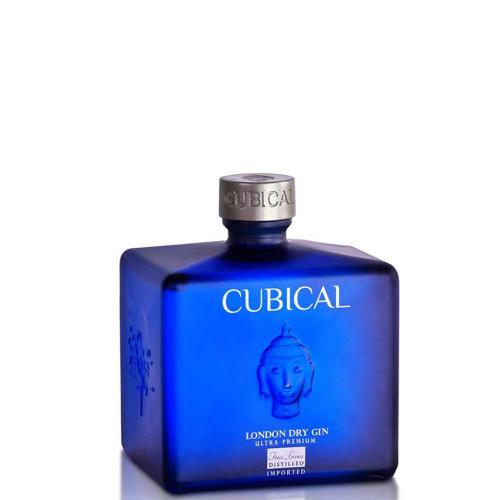 Gin Cubical Botanic Ultra Premium Williams & Humbert 700 Ml
