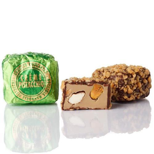Cubotto Chocaviar Crema al Pistacchio Venchi Busta 1 Kg