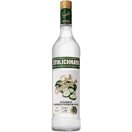 Vodka Cucumber Cetriolo Stolichnaya 70 Cl