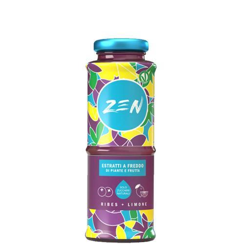 Bevanda con Ribes e Limone Zen 200 Ml