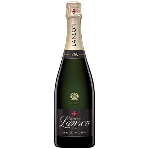 Champagne Brut Black Label Lanson