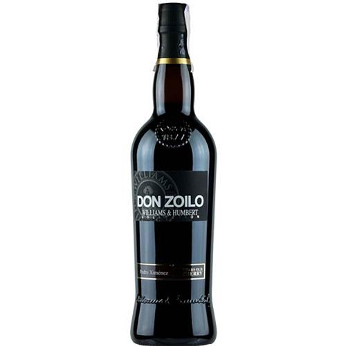 Sherry Don Zoilo Pedro Ximenez 12 Years Old William & Humbert 75 Cl