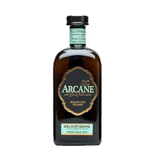 Rum Gold Agricole Mauritius Delicatissime Arcane 70 Cl
