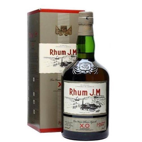 Rum Rhum Agricole Martinique Tres Vieux XO J.M 70 Cl