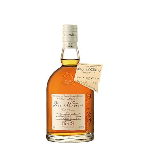 Rum Ron Anejo Dos Maderas PX 5 + 3 Years Old William & Humbert 70 Cl
