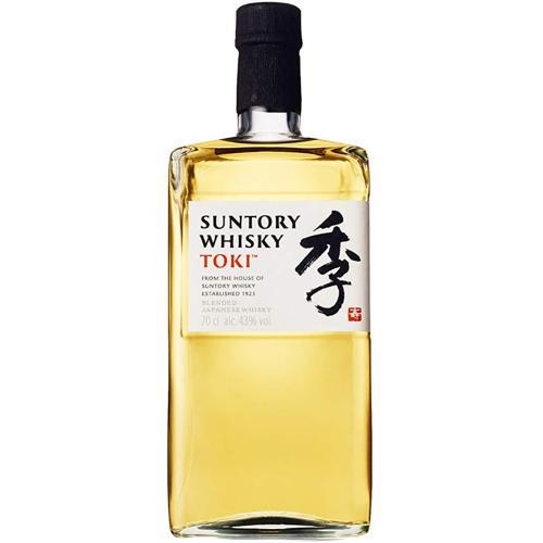 Whisky Japanese Blended Toki Suntory 70 Cl